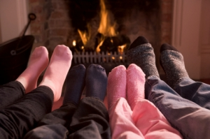 warm cosy home