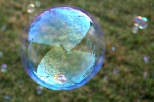 carbon bubble