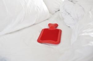 warm, cosy bed