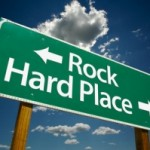 Rock &amp; Hard Place