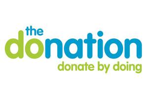 The DoNation Logo