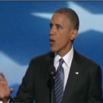 President Barack Obama DNC speech