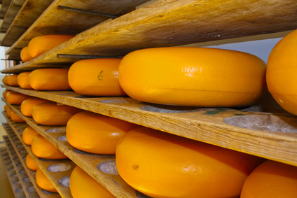 carbon footprint of cheese