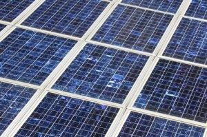 Ghana solar power plant