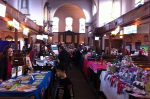 Green & Ethical Christmas Fayre in Clapham