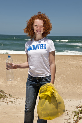 volunteer for the environment
