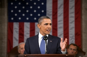 Obama tough on climate change state of the union address 2013