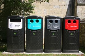 recycling bins uk