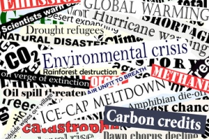 press coverage of environmental issues